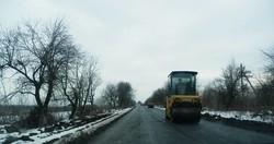 В Одесской области закончили ремонтировать дорогу от Балты до границы с Молдовой