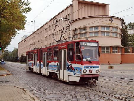 Львов снова закупает подержанные трамваи в Германии