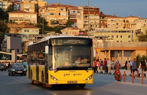 Автобусы для Одессы из Стамбула будут новыми