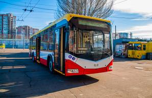Троллейбусов на улицах Одессы в 2018 году может стать больше