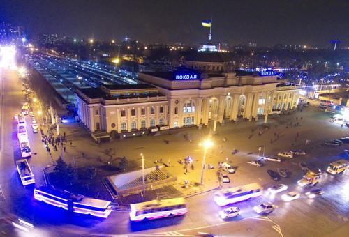 Как в Одессе будет ходить общественный транспорт в новогоднюю ночь 2018
