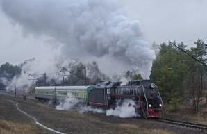 В Киеве на период новогодних праздников запустят ретропоезд