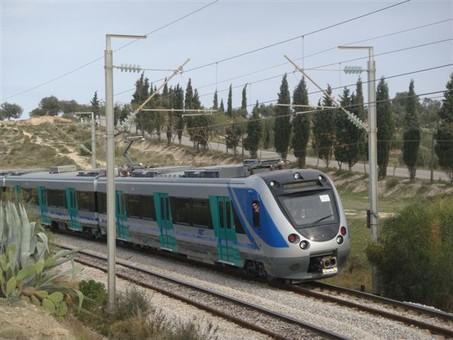 Тунис будет электрифицировать железнодорожнуюсеть за 83 83 млн. евро.