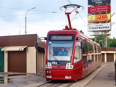 """Станет ли корпорация """"Эталон"""" еще одним производителем трамваев в Украине?"""