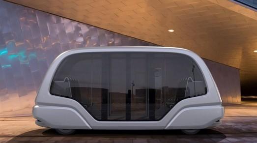 В Дубае к 2020 году появится беспилотная транспортная система