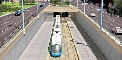 В Иерусалиме будут вводить автоматическую диспетчеризацию движения трамваев