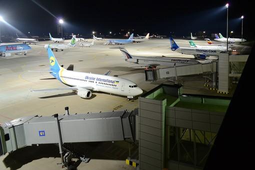 Харьковский аэропорт в прошлом году обслужил более 800 тысяч человек