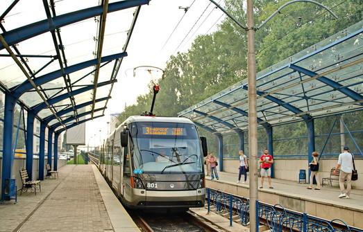 Киевские проекты: трам-трейн за 200 миллионов и трамвай к Дворцу Спорта