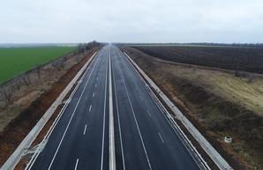 В Одесской области закончили ремонт участка трассы на Киев (ФОТО)