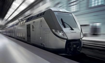 Французские железные дороги закупают дополнительные двухэтажные электропоезда