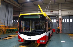 Одесса готовится получить еще два белорусских троллейбуса