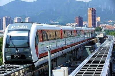 За прошлый год в Китае построили почти 900 километров линий метро в крупных городах
