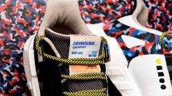 В Берлине можно оплатить проезд в общественном транспорте с помощью кроссовок