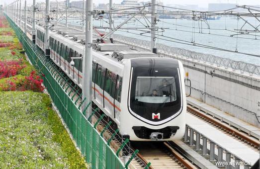 Еще один город Китая обзавелся системой метро