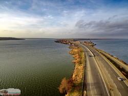 На трассе Одесса - Киев будут ремонтировать мост через Хаджибейский лиман
