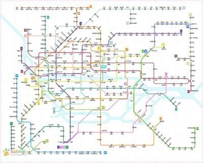 В Гуанчжоу открыли сразу три новые линии метро