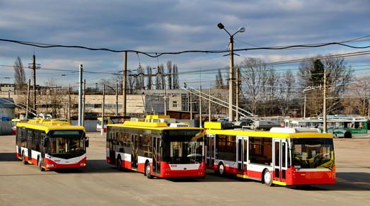 Вильнюс обновляет троллейбусный парк за почти 16 миллионов евро