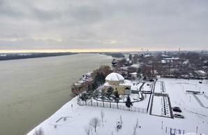 Украинский торговый флот на Дунае снижает перевозки грузов