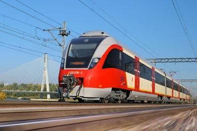 Для пригородов Варшавы закупают новые электрички PESA