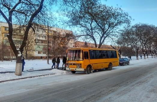 Некоторые дороги Одесской области уже открыли