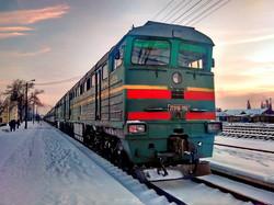 Одесская железная дорога встретила непогоду без сбоев (ФОТО)