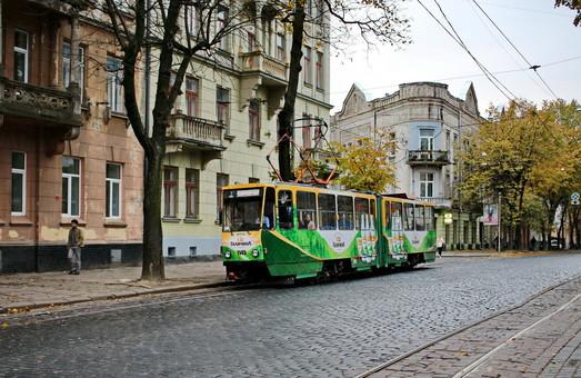 Во Львове будут реконструировать трамвайные линии на деньги Евросоюза