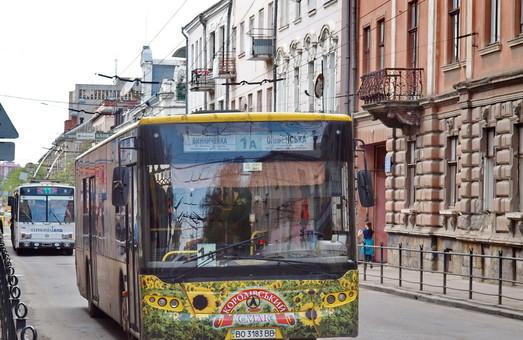 Из Тернополя изгоняют частных автобусных перевозчиков