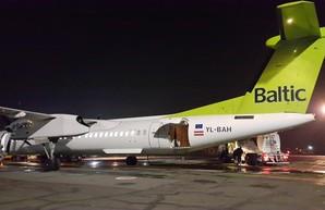 Из Одессы в Ригу опять будут летать самолеты