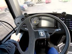 Ещё один белорусский троллейбус прибыл в Одессу