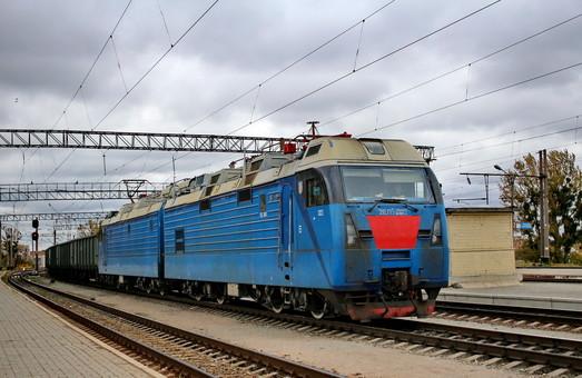 Из Киева в порт Южный отправили первый регулярный контейнерный поезд