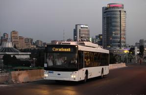 Для Черновцов закупили белорусские троллейбусы с автономным ходом