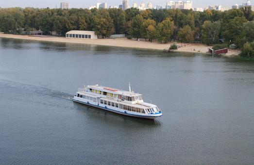 На Днепре будут углублять судоходный фарватер