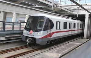 В Шанхае автоматизируют линию метро