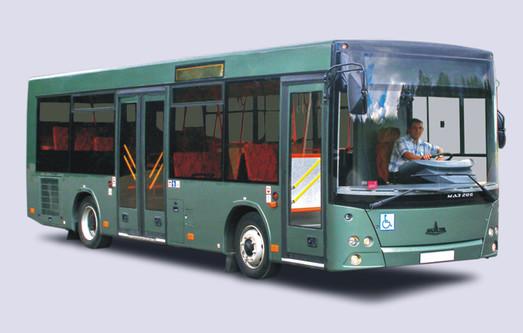 Житомир намерен избавится от маршруток с помощью автобусов МАЗ