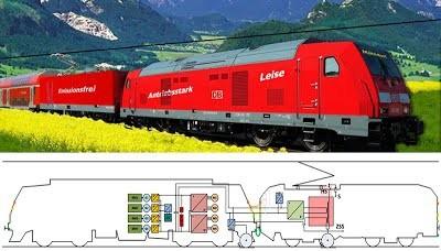 В Баварии планируют сокращать долю дизельной тяги в пользу инновационных технологий