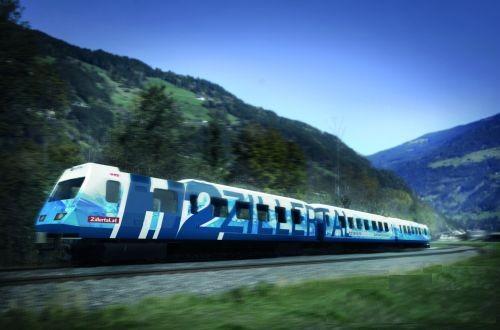 Австрия запускает первые поезда на водородном топливе