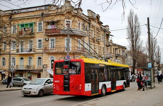 Для Мариуполя будут покупать новые троллейбусы с помощью иностранного капитала