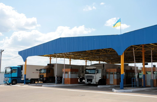 Евросоюз профинансирует реконструкцию двух пограничных пунктов пропуска на дорогах в Одесской области