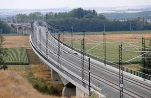 В Испании реконструируют скоростную железную дорогу Вальядолид — Леон
