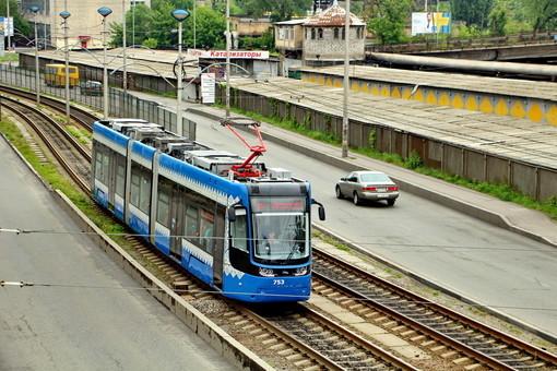 В столице будут реконструировать трамвайную линию на площади Шевченко