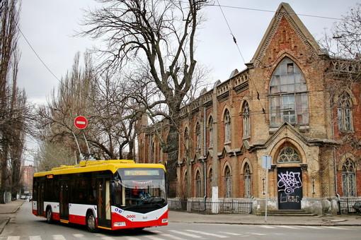Новые одесские троллейбусы: взгляд пассажира