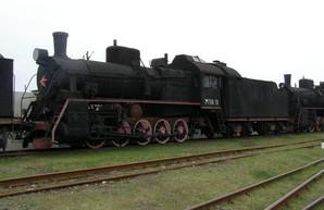 Базу запаса старых локомотивов превратят в музей паровозов