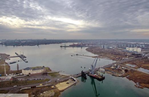 Мировые дноуглубительные компании хотят провести работы в Черноморском порту