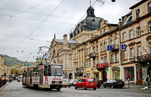 Львов собирается купить 30 подержанных трамваев из Берлина