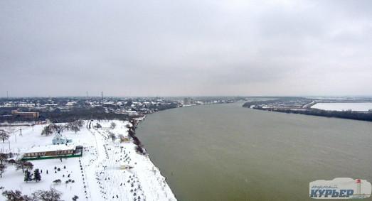 В портах Одесской области на Дунае будут углублять дно за 36 миллионов