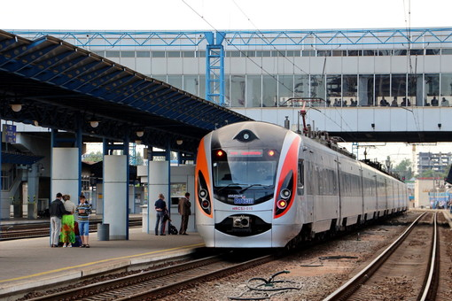 В украинских пассажирских поездах хотят сделать Duty Free