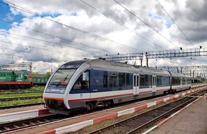 В аэропорт Борисполь из Киева будут ходить дизель-поезда