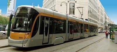 Bombardier поставит 170 трамваев для Брюсселя