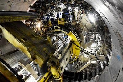 Между Францией и Италией будут строить трансальпийский железнодорожный тоннель