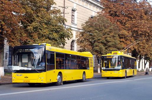В Киеве будут проверять маршрутки